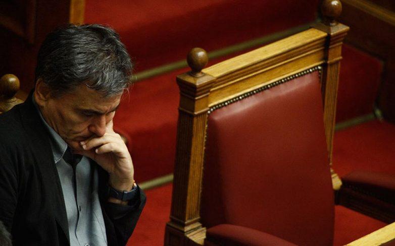 Τσακαλώτος για Eurogroup: «Υπάρχουν πράγματα που θα στενοχωρήσουν τον ελληνικό λαό»