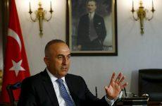 Με «ατύχημα» στο Αιγαίο προειδοποιεί την Ελλάδα ο Μ. Τσαβούσογλου