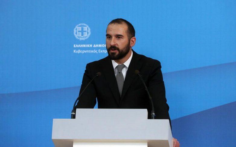 Δημήτρης Τζανακόπουλος: ενίσχυση πληγέντων και αποκατάσταση της περιοχής