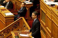 Ψηφίζεται ο προϋπολογισμός – «Μάχη» των πολιτικών αρχηγών στη Βουλή