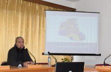 Διάλεξη Νίκου Λυγερού για  τον ζεόλιθο στο δήμο Ρήγα Φεραίου