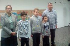 Σάρωσαν σκακιστές της Μαγνησίας σε νεανικό τουρνουά στη Λάρισα