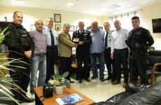 Βραβεύτηκε ο Αθ. Βασταρδής για την προσφορά του στην ΕΛΑΣ