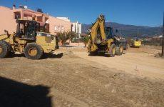 Ξεκίνησαν από την Τεχνική Υπηρεσία του Δήμου Βόλου τα πρώτα έργα οδοποιίας