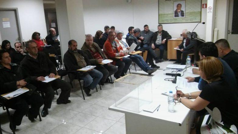 Συνάντηση Ομοσπονδιών Λάρισας, Μαγνησίας Τρικάλων, Καρδίτσας και Φθιώτιδας στο ΙΜΕ ΚΕΚ ΓΣΕΒΕΕ Θεσσαλίας