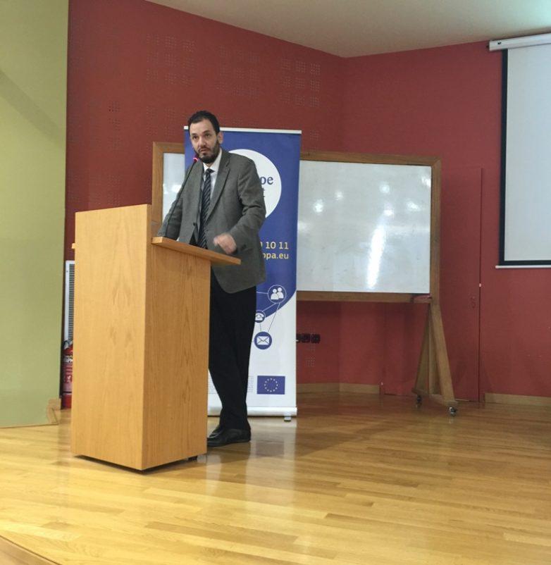 Με επιτυχία η εκδήλωση για το Erasmus+  στην Καρδίτσα