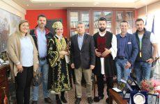 Τον περιφερειάρχη Θεσσαλίας επισκέφτηκαν μέλη του Μορφωτικού Συλλόγου Γλαύκης