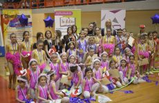 Με επιτυχία πραγματοποιήθηκε το 2ο φεστιβάλ ρυθμικής γυμναστικής