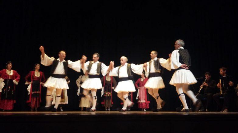 Με επιτυχία  η 1η Χειμερινή Συνάντηση Παραδοσιακών Χορευτικών Συγκροτημάτων στο Βόλο