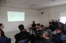 Ενημερωτική ομιλία στη Διεύθυνση Αστυνομίας Καρδίτσας