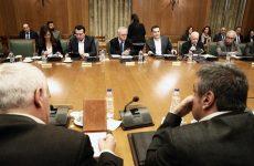 Υπουργικό με σαφείς αιχμές κατά του ΔΝΤ