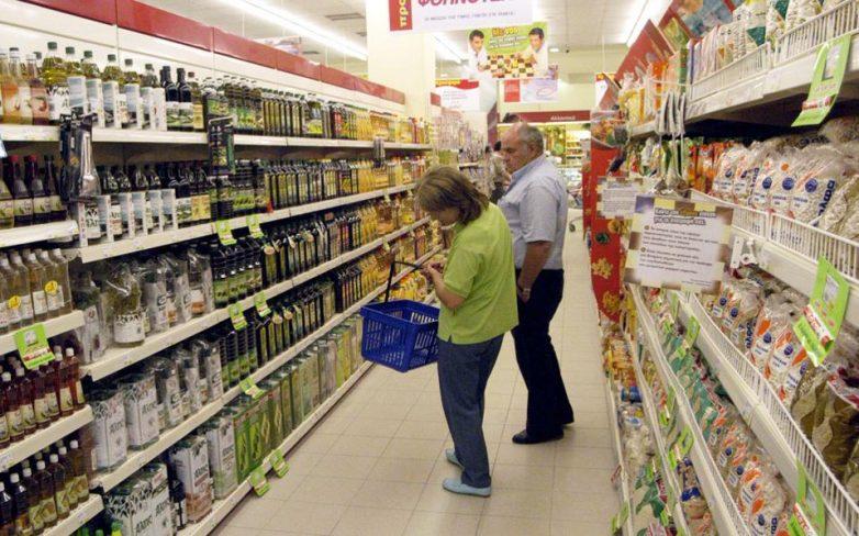 Εμμεσοι φόροι και κακοκαιρία ενίσχυσαν τον πληθωρισμό στο 1,3% τον Φεβρουάριο