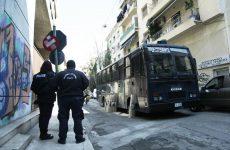 Πυροβολισμοί κατά των ΜΑΤ στην οδό Χαριλάου Τρικούπη
