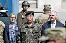 Απειλητικό μήνυμα ΗΠΑ προς Βόρεια Κορέα