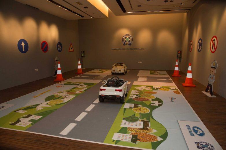 """Έκθεση ζωγραφικής με θέμα  """"Η οδική ασφάλεια μέσα από τα μάτια των παιδιών"""""""
