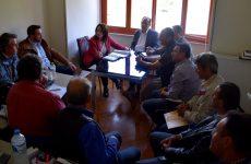 Συνάντηση του Δημάρχου Ζαγοράς Μουρεσίου με την Υφυπουργό Οικονομικών για τους δασικούς χάρτες