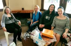 Στο Γηροκομείο Βόλου οι ''Μαμάδες Νομού Μαγνησίας''