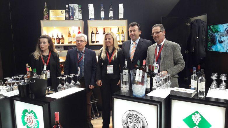 Η Περιφέρεια Θεσσαλίας  στην έκθεση ProWein 2017 στο Ντίσελντορφ για τον  οίνο και τα οινοπνευματώδη ποτά