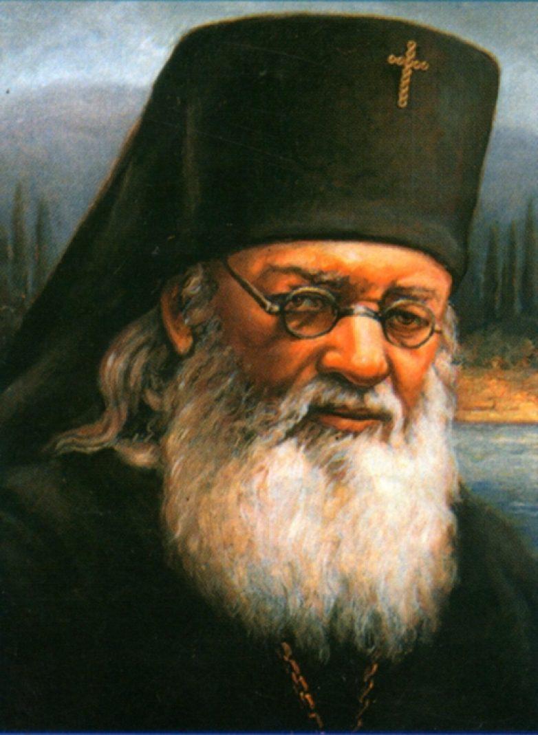 Υποδοχή Ιερών Λειψάνου Αγίου Λουκά του Ιατρού στην Ανάληψη