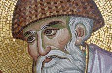 Έλευση δεξιάς χειρός Αγίου Σπυρίδωνος στην Ανάληψη