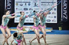 Ελληνική υπεροχή στους αγώνες ρυθμικής «Aphrodite Cup»
