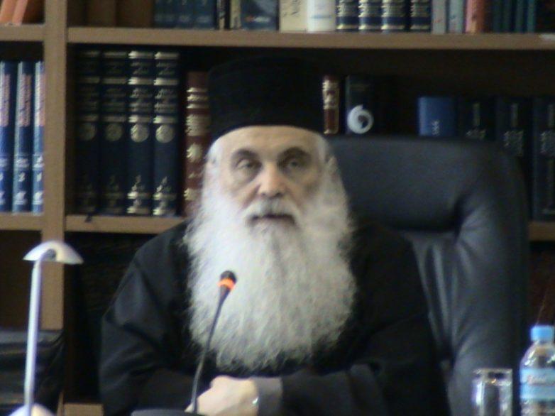 Ομιλία του Μητροπολίτου Αργολίδος κ.Νεκταρίου στα Στελέχη Νεότητας