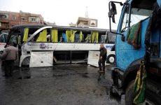 Δαμασκός: Τουλάχιστον 59 νεκροί σε διπλή βομβιστική επίθεση