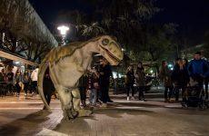 Μυστηριώδες πλάσμα εμφανίστηκε εχτές βράδυ στη Λάρισα