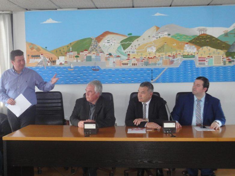 Η Ε.Κ.ΠΟΛ. υποδέχθηκε  τους εταίρους του προγράμματος PICS
