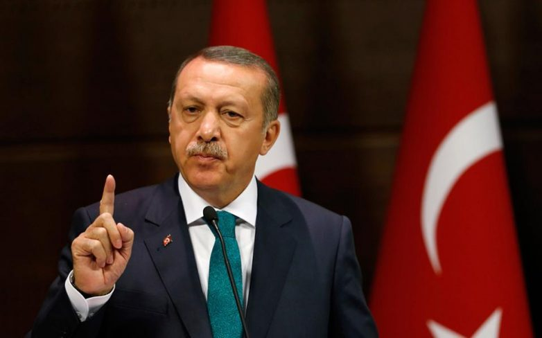 Ερντογάν προς ΗΠΑ: Τέλος στις εκδόσεις υπόπτων, αν δεν μας παραδώσετε τον Γκιουλέν