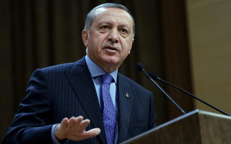 Απειλές Ερντογάν για «οθωμανικό ράπισμα» σε ΗΠΑ