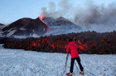 Σικελία: Τουλάχιστον 10 τραυματίες από την έκρηξη της Αίτνας