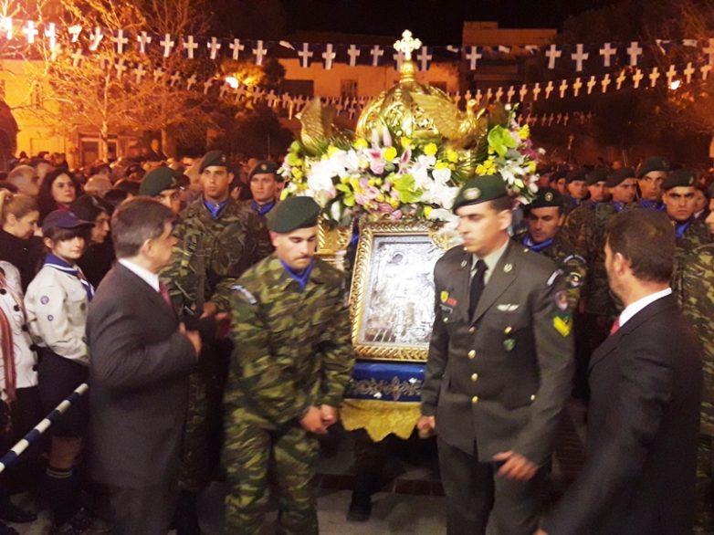 Λαμπρός ο εορτασμός του Ευαγγελισμού στη Μητρόπολη Δημητριάδος