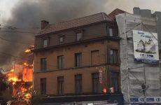Βέλγιο: Επτά τραυματίες από ισχυρή έκρηξη σε πολυκατοικία στις Βρυξέλλες