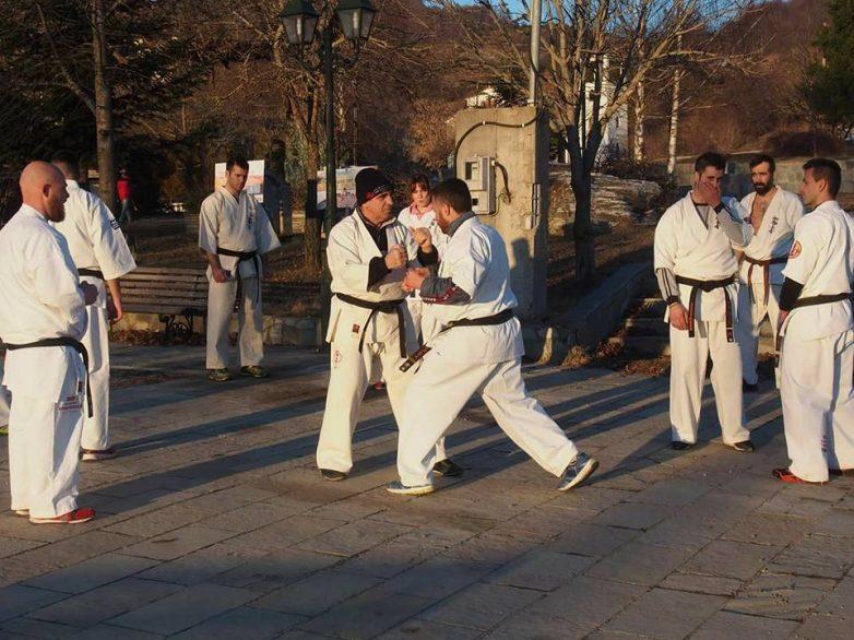 3rd Winter instructors Seminar στα Μ.Λιβάδεια  Κιλκίς
