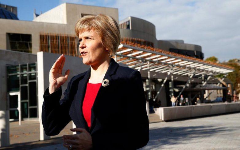 Επανέλαβε το αίτημα για δημοψήφισμα η πρωθυπουργός της Σκωτίας