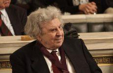 Μίκης Θεοδωράκης: Πράξη εθνικής μειοδοσίας η υποχώρηση στο θέμα της ονομασίας της ΠΓΔΜ