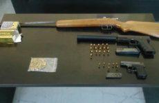 Ξάνθη: Όπλα και πυρομαχικά σε τζαμί