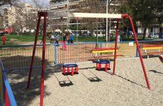 Παραδίδεται τέλος Μαρτίου η παιδική χαρά στον Άγιο Κωνσταντίνο