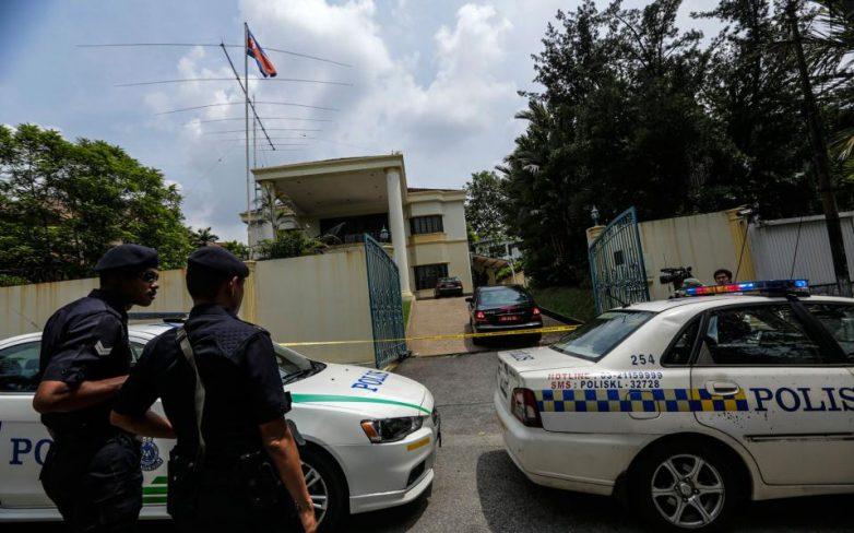 Κλιμακώνεται η διπλωματική ένταση μεταξύ Μαλαισίας και Βόρειας Κορέας