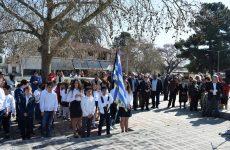 Εορτασμός ημέρας μνήμης στο Ριζόμυλο