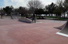 Skate park  αποκτά ο Βόλος