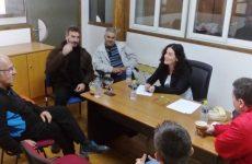 Συνάντηση Σωματείου εργαζομένων ΟΤΑ Μαγνησίας- «Συμμαχία για το νερό»