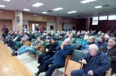 O Π. Ηλιόπουλος στο πλευρό των συνταξιούχων Μαγνησίας: «Τεράστιες οι καθυστερήσεις στην καταβολή των αποδοχών τους»