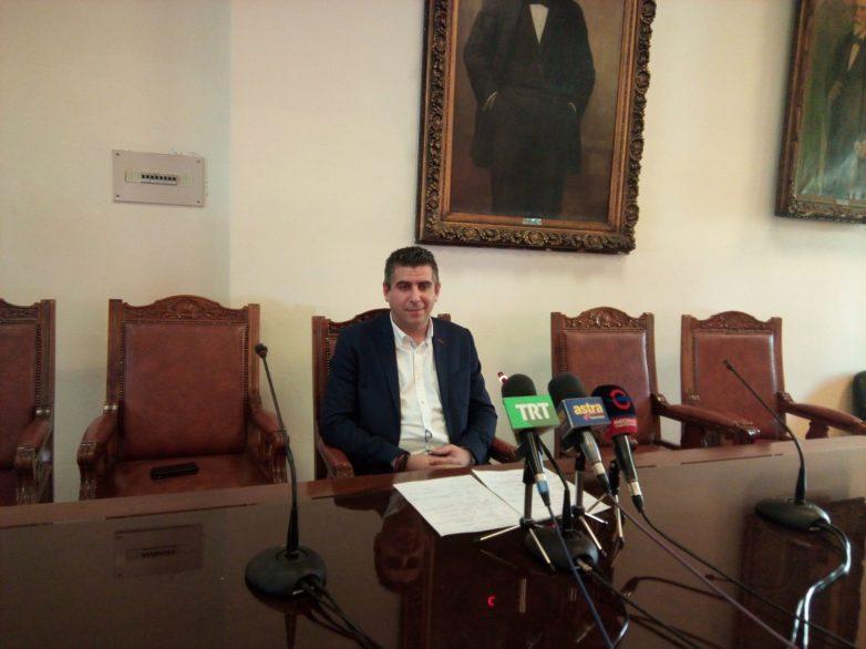 Eυθύνες στην Περιφέρεια Θεσσαλίας και σε φορείς της πόλης που αντιτίθενται σε πρωτοβουλίες της δημοτικής αρχής