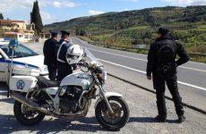 Αστυνομικοί έλεγχοι για μείωση τροχαίων ατυχημάτων