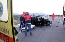Σοβαρός τραυματισμός νεαρού οδηγού