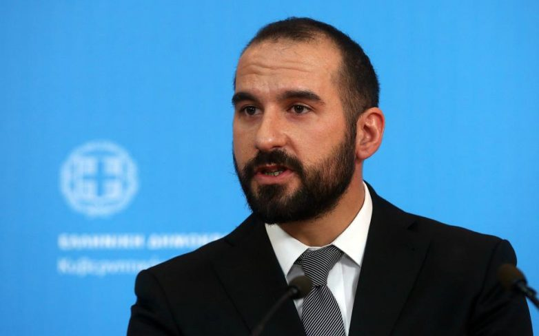 O Κυβερνητικός Εκπρόσωπος Δημ. Τζανακόπουλος για τη συνέντευξη Μοσκοβισί