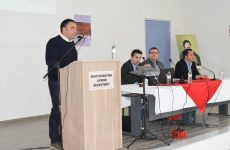 Ενημερωτική ημερίδα για την υποβολή αιτήσεων ΟΣΔΕ  στον δήμο Ρήγα Φεραίου