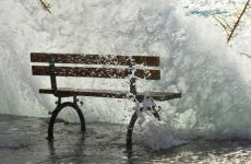 Σοβαρές ζημιές προκάλεσε στην Κέρκυρα η κακοκαιρία